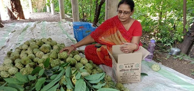 Image credit: Lalita Mukati, women farmer
