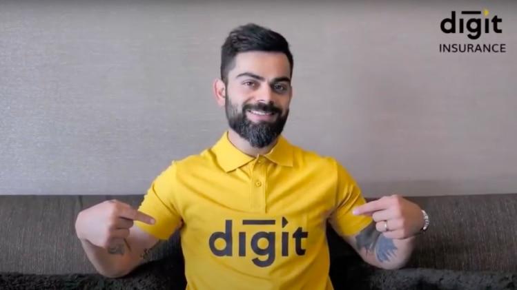 Virat Kohli-backed fintech Digit valued at $3.5 billion ...