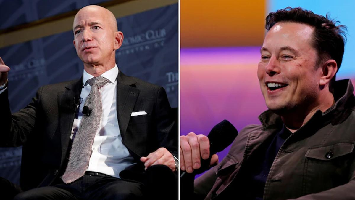 'Rules are for other people': Jeff Bezos' Amazon takes swipe at Elon Musk as feud heats up