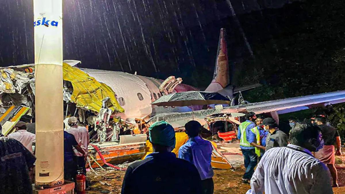 Non-adherence to SOPs by pilot probable cause for Air India plane crash in Kozhikode last year: AAIB