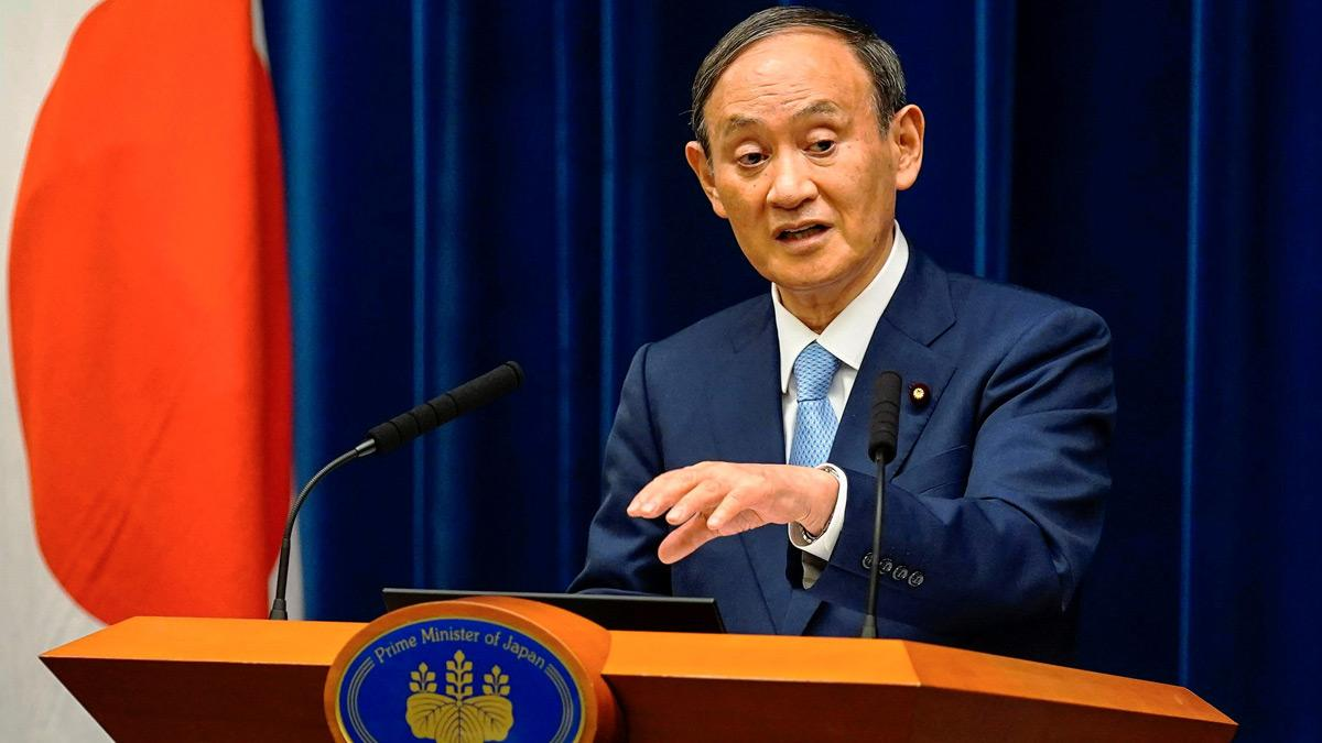 Japan's PM Yoshihide Suga steps down, setting stage for new premier