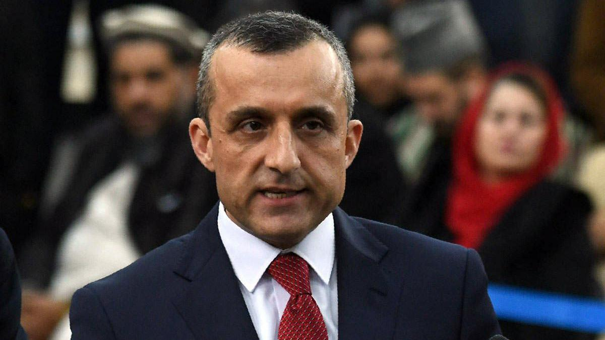 Former Afghanistan vice-president Amrullah Saleh's brother executed by Taliban: Family