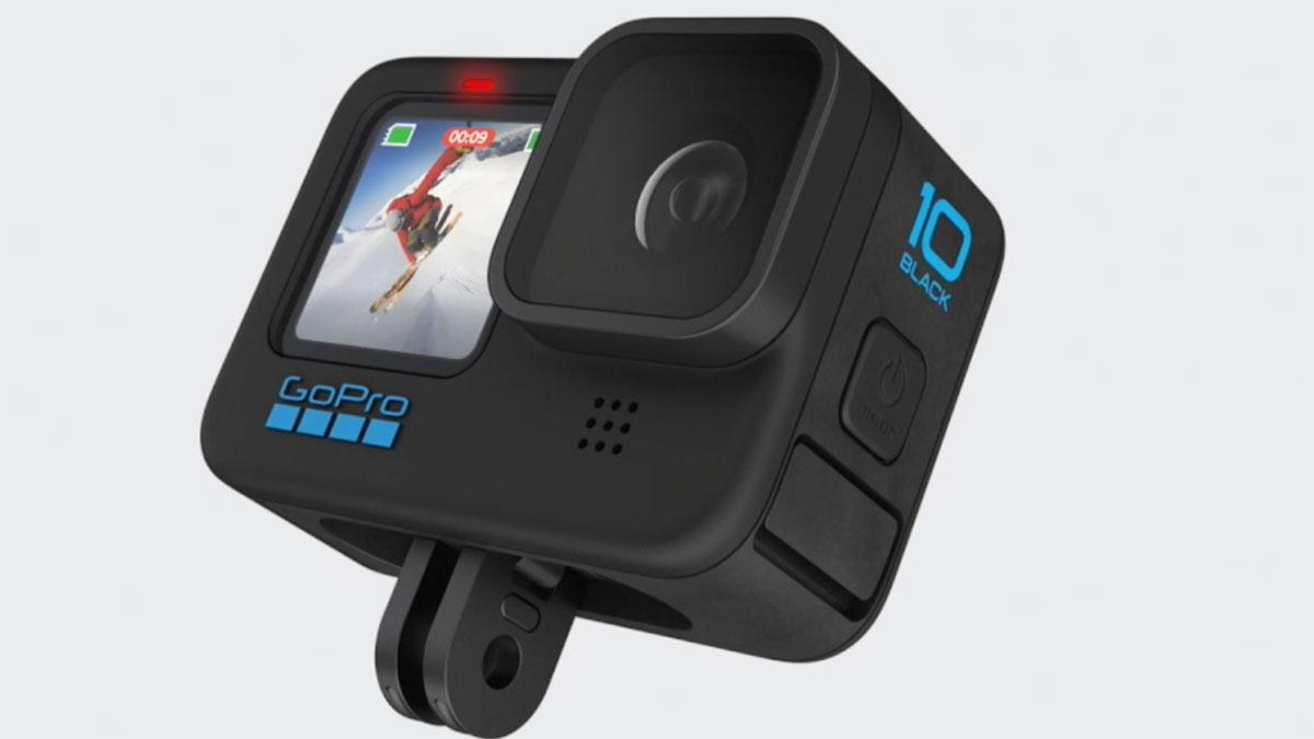 GoPro adds HERO10 Black to its action cam line-up; to retail for Rs 54,500 from November