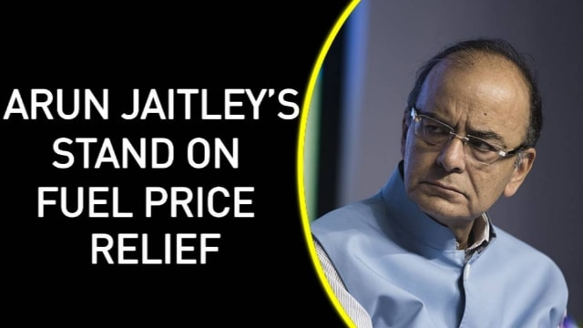 """All Chief Ministers On Test Now,"" says Finance Minister on cutting fuel price"