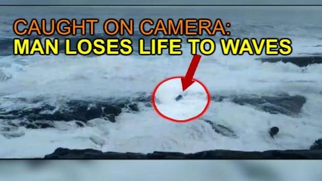 Man films friend drowning in Goa