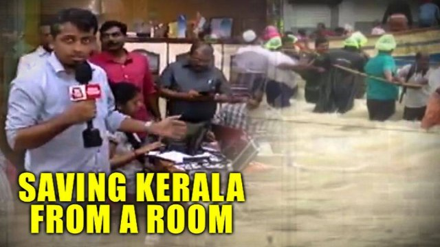Watch State disaster management system in action after Kerala floods
