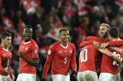 Switzerland scrape into 2018 FIFA World Cup with 0-0 draw against Northern Ireland