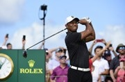 Tiger Woods dazzles in long-awaited return from injury