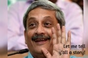 Goa CM Manohar Parrikar once got busted watching an adult movie; know what happened