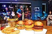 These places are promoting local music, while serving some scrumptious food