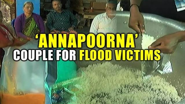 Family turns saviour, feeds 1000 flood survivors every day