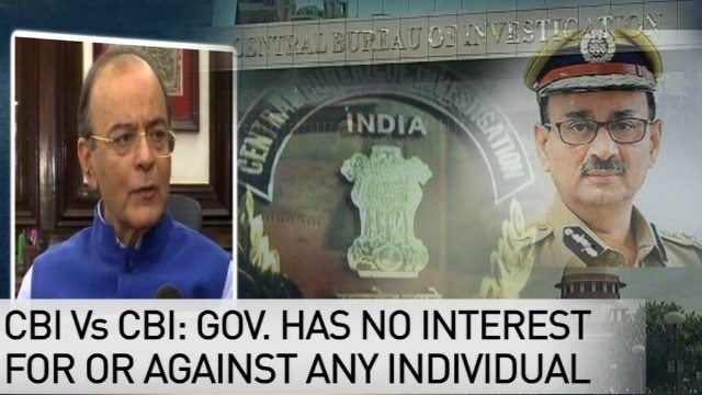 Watch why Arun Jaitley says SC order in CBI Controversy is a positive development?
