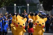 Gotta catch 'em all! Pikachu outbreak hits Yokohama