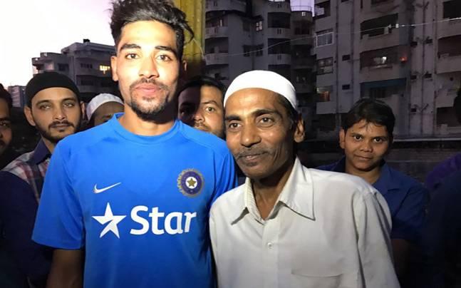 Mohammed Siraz (Twitter Photo)