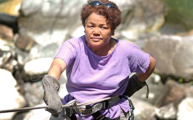 Bachendri Pal, the first Indian woman to climb Mount Everest: All