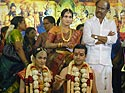 Rajnikanth's daughter gets hitched
