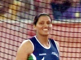 Discus throw: India bags all medals