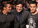 Akki, Saif, Aamir on ramp for Salman