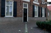 Kitchen is Dutch, Bathroom is Belgian! Welcome to the Border Town of Baarle
