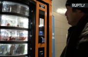 This is What You Can Buy at Vending Machine for the Homeless