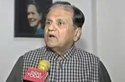 Congress MP Ahmed Patel talks to India Today