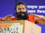 Yoga guru Baba Ramdev supporters put govt in a fix