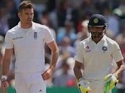 England vs India: Jadeja, Anderson face stern action