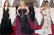 Oscars 2016: Who wore what on the red carpet