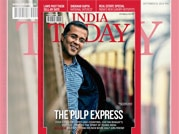 Watch the making of Chetan Bhagat cover for India Today magazine