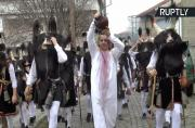Goats, Sex, and Wine Gods- Babougera Festival Kicks Off in Greece