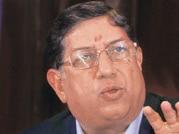 IPL spot-fixing: BCCI honchos keep mum on Srinivasan's resignation