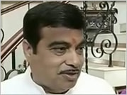 No device found anywhere at my residence, says Nitin Gadkari