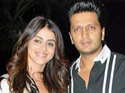 Church wedding for Riteish-Genelia