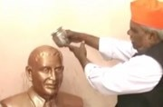 Hindu Mahasabha sets up Nathuram Godse temple in Gwalior