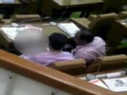 BJP MLAs watch porn in Guj Assembly