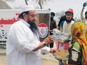 Hafiz Saeed opening new terror camps in Sindh: Sources