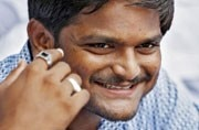 Gujarat polls: BJP rakes up Ram Mandir as it can't show any development, says Hardik Patel