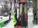 Cold wave intensifies in Europe
