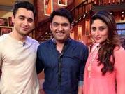 Kareena, Imran promote Gori Tere Pyaar Mein on Comedy Nights with Kapil