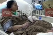 Jayalalithaa in hospital