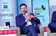 Strengthen primary healthcare to make quality healthcare available for all, says Lok Nayak hospital director JC Passey