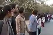BJP sticks to its gun on JNU sedition issue