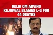 44 dead in Delhi cold wave, political blame game begins