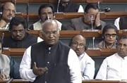 Send Triple Talaq Bill to standing committee: Mallikarjun Kharge in Lok Sabha