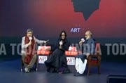 India Today Art Awards 2018: Conversation on shared spaces, shared lives with Mithu Sen and Samit Das