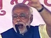 Third Front is Congess' B-team, says Narendra Modi