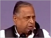 Narendra Modi's hands are soaked in blood, says Mulayam Singh Yadav