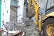 The BMC went on a demolition spree the day after the Kamala Mills fire tragedy