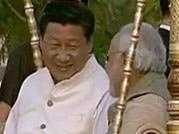 Narendra Modi rolls out red carpet for Xi Jinping