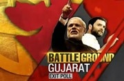 India Today- Axis My India exit poll suggests BJP will lead in Gujarat assembly elections